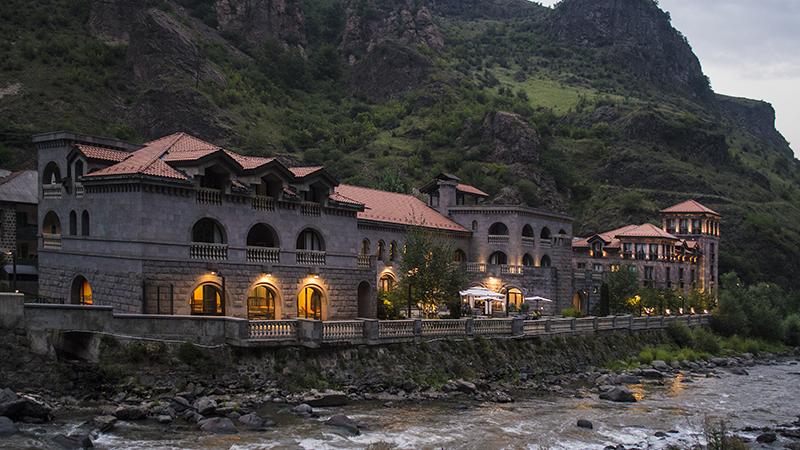 Hotels in Armenia | Hotel in Yerevan | Tufenkian Heritage Hotels